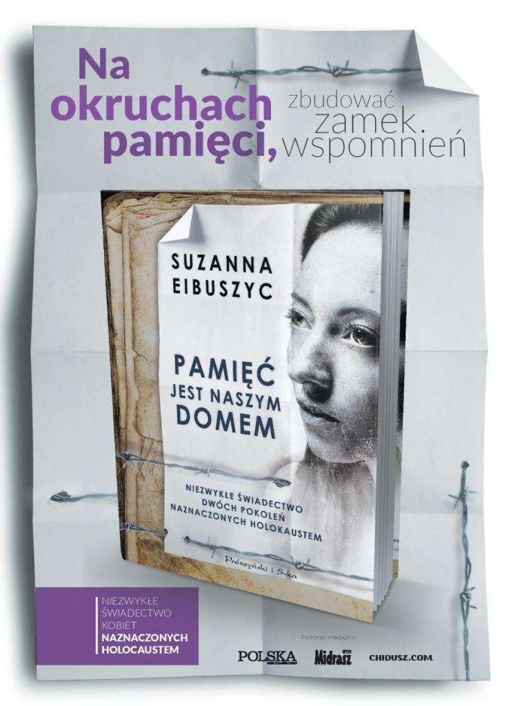 pamięć-jest-naszym-domem-suzanna-eibuszyc-holokaust-literatura-roma-talasiewicz-eibuszyc-memory-is-our-home