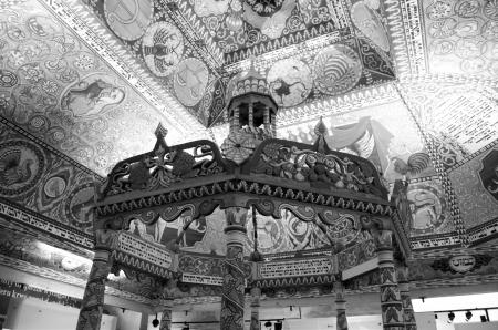 Rekonstrukcja synagogi w Gwoźdźcu - Muzeum Historii Żydów Polskich Polin