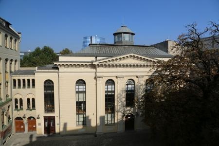 Synagoga pod Białym Bocianem /fot. Chidusz 2014