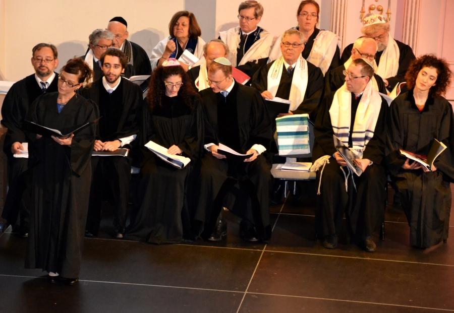 Przyszli rabini/rabinki i kantorzy/kantorki