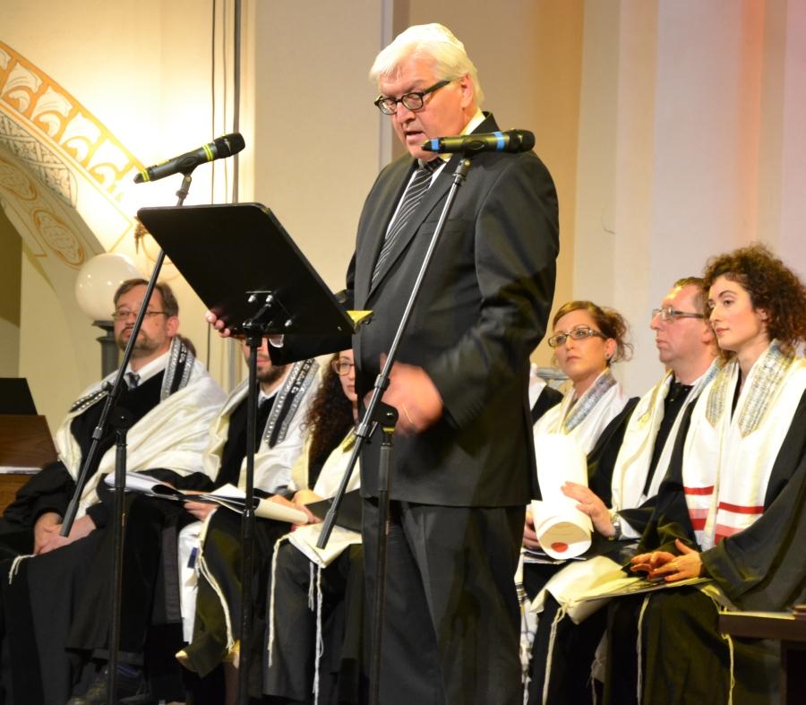 Przemównienie dr Franka-Waltera Steinmeira, Ministra Spraw Zagranicznych Republiki Federalnej Niemiec