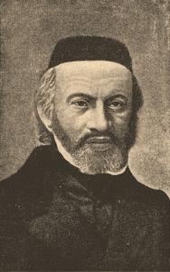 Zachariasz Frankel / fot. Wikipedia