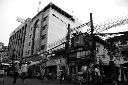 Siedziba Chabadu w Bangkoku /fot. Chidusz 2015