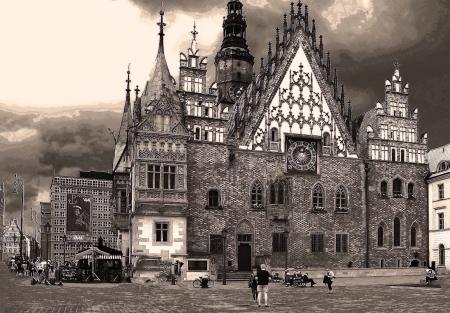 wroclaw-antysemityzm-spalenie-kukly-zyda-we-wroclawiu-na-rynku-wroclawskim-aleksander-gleichgewicht-gmina-zydowska-we-wroclawiu