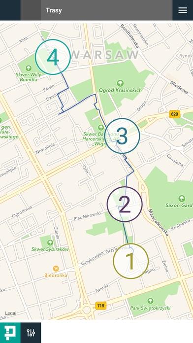 Trasa spaceru po żydowskiej Warszawie