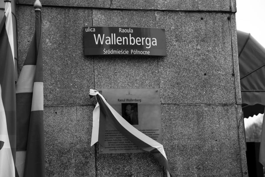 Ulica Raoula Wallenberga w Warszawie