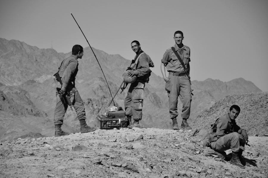 Siły Obronne Izraela /fot. CHIDUSZ
