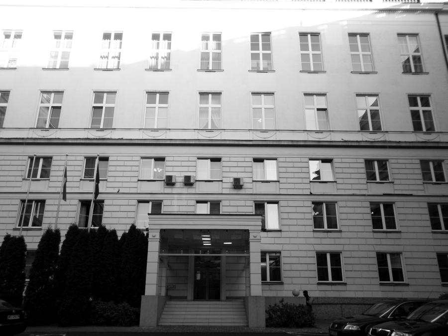 Budynek MSWiA w Warszawie /fot. Wikipedia