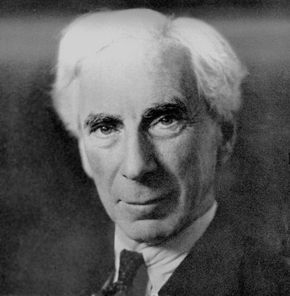 "Autor ""Dziejów filozofii Zachodu"", Bertrand Russell. Fot. Wikipedia"