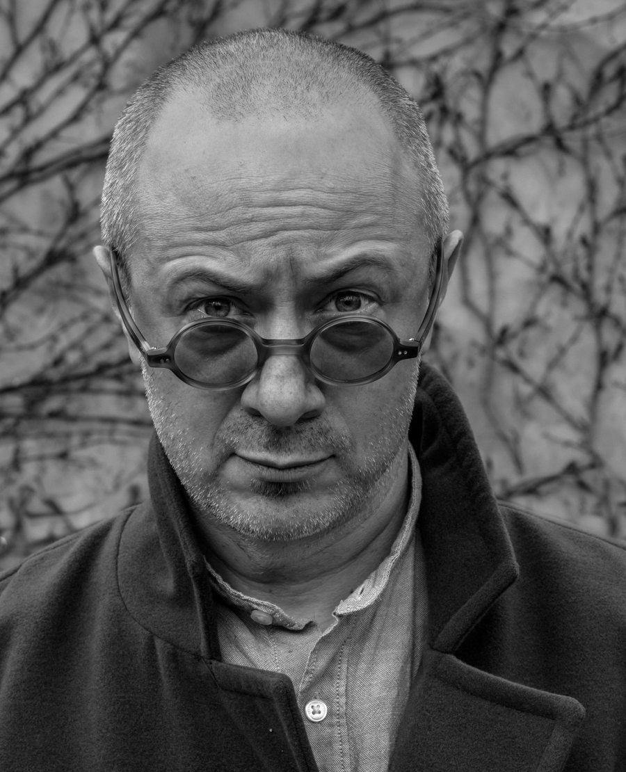 Mikołaj Grynberg /fot. Tomek Sikora