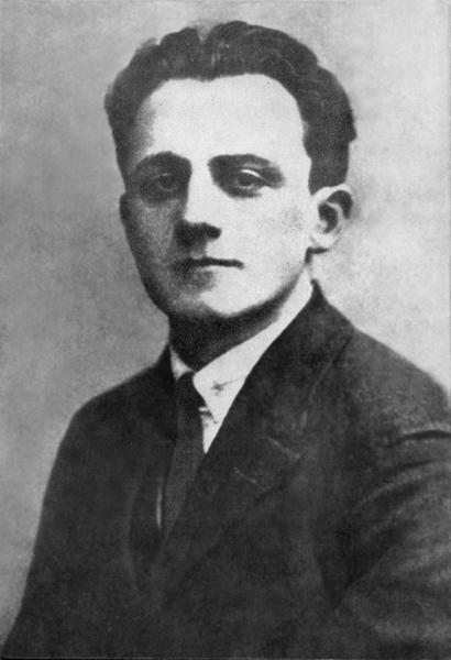 Emanuel Ringelblum. Fot. Wikipedia