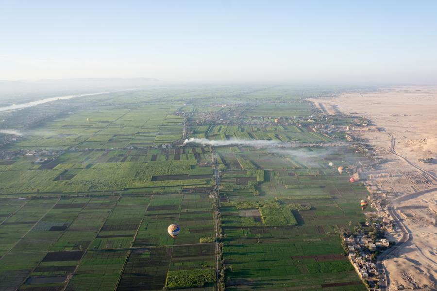 Dolina Nilu /Fot. Wikipedia