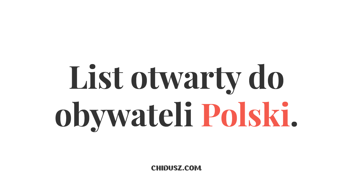 world-jewish-congress-open-letter-to-poland-polish-jewish-relations-antisemitism-list-otwarty-swiatowego-kongresu-zydow