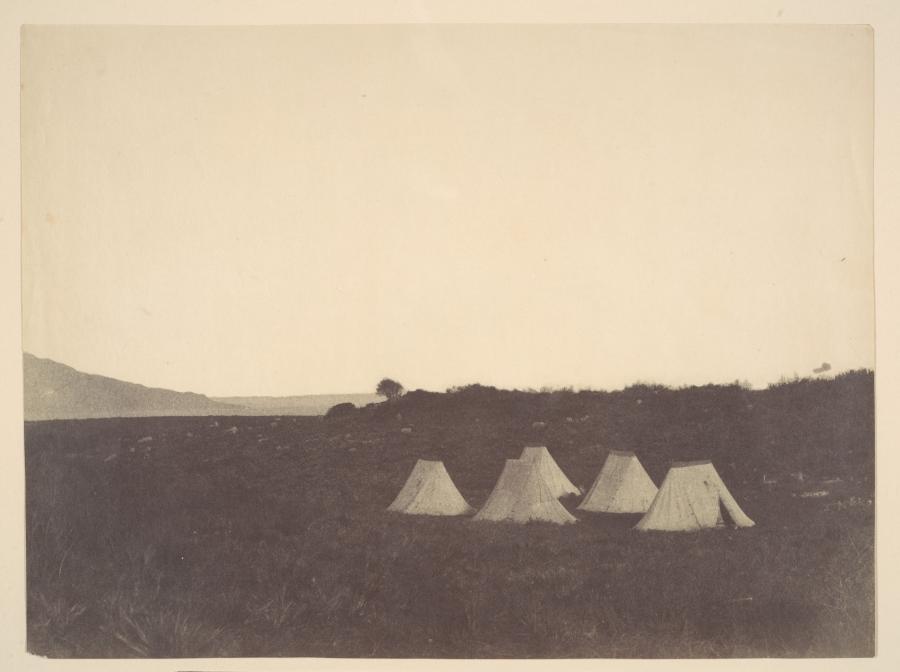 Algieria, 1856 /fot. John Beasley Greene, Metropolitan Museum of Art