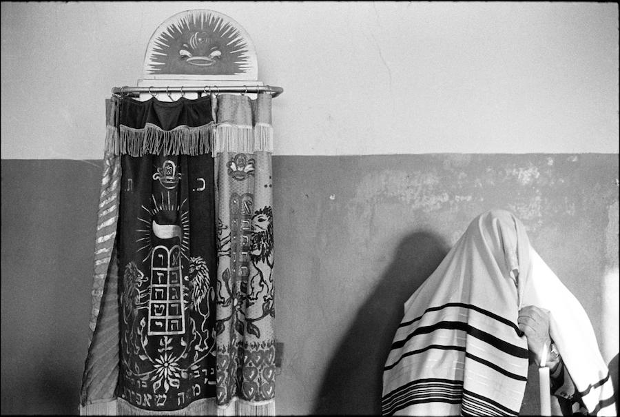 Żydzi polscy, 1979 autor Chuck Fishman