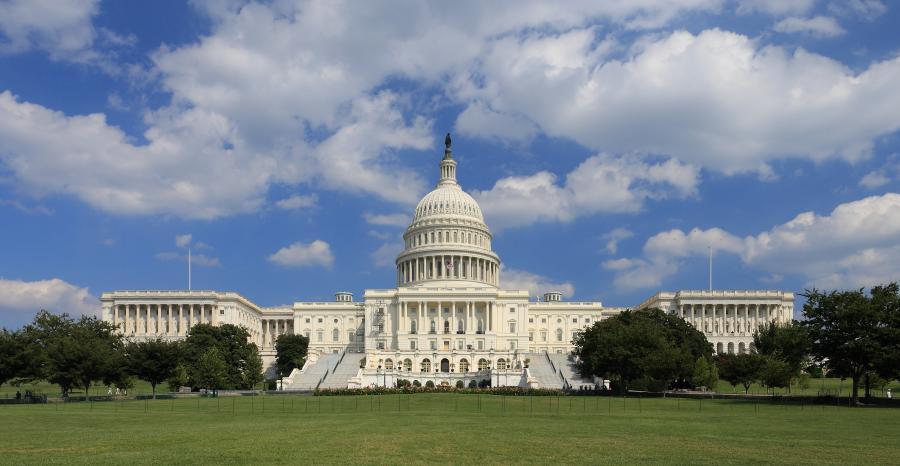 Kapitol, siedziba Kongresu Stanów Zjednoczonych /fot. Wikipedia