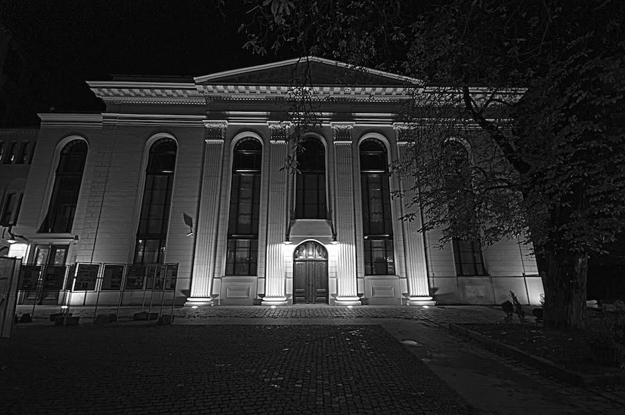 Synagoga Pod Białym Bocianem /fot. Gianluca Sapienza, zdjęcie pochodzi z wystawy Żydowski Wrocław w turyńskim obiektywie