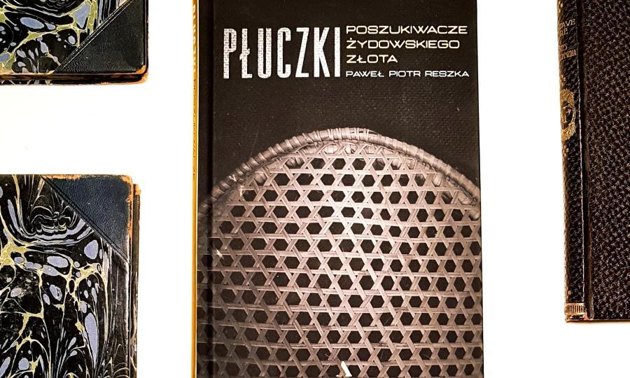 """Paweł Piotr Reszka, """"Płuczki"""", wyd. Agora /fot. """"Chidusz"""""""