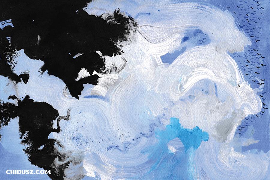 "Fragment Marcowej okładki ""Chiduszu"" 2/2021 / Autor: Natan Kryszk"